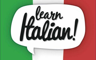 Grundkurs i italienska (motsvarande gymnasienivå)