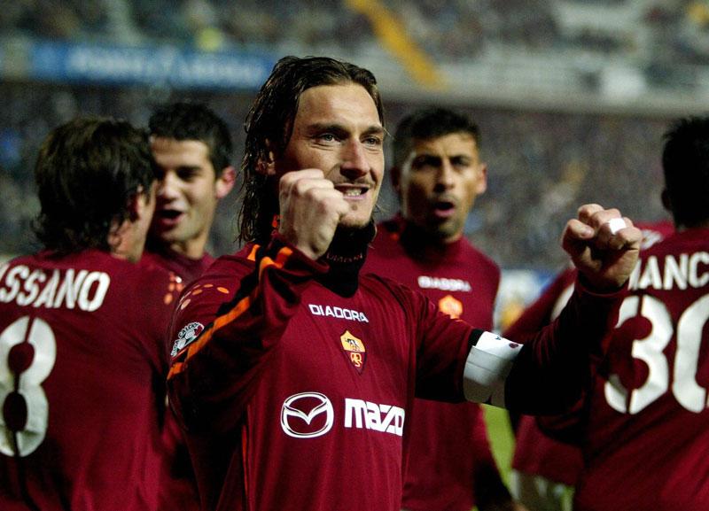 Romas players